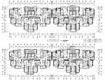 [江西]31层高层住宅单体楼电气施工图
