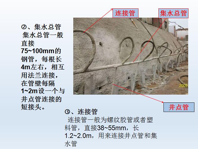 基坑降排水施工技术及常见问题处理
