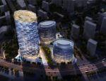 """""""钻石灯笼""""——北京保利国际广场景观设计"""