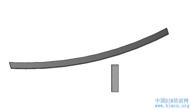 Revit中柱子怎样与不规则楼板附着