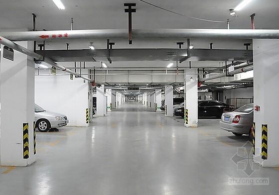 [湖北]地下车库地坪漆及交通设施工程施工合同(含清单报价)