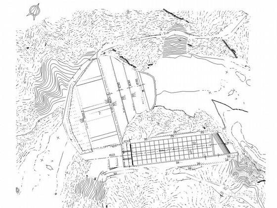 [毕业设计]混凝土面板堆石坝工程毕业设计154页(编制于2015年)