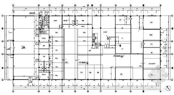 某二层本田销售店建筑施工图-3