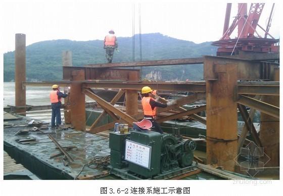 [贵州]上承式受力钢栈桥施工方案