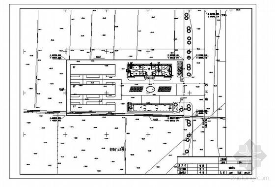 河北某公司室外综合管网施工图