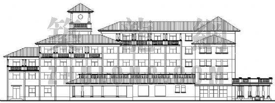 某小区会馆设计方案