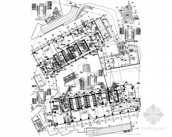 [广东]248米综合建筑体给排水施工图(知名设计院,含研发、商业、文体)