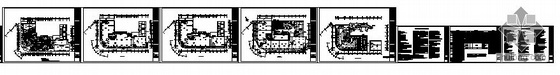 [广安市]某医药采购公司旧房改造工程建筑施工图-3
