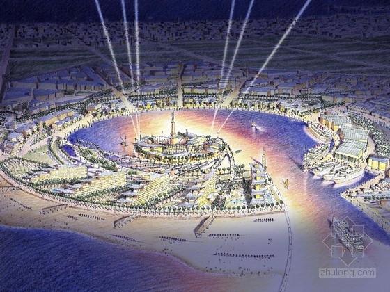 [北海]滨海旅游区景观规划设计方案