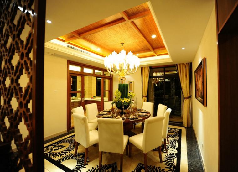 东南亚风格样板间设计下_1
