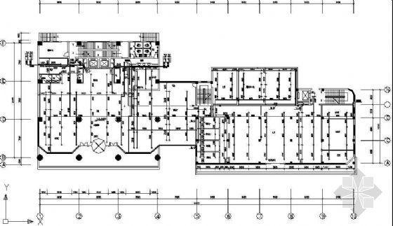 武汉某十三层宾馆消防系统改造施工图