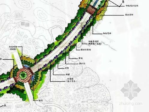 [海口]某海岸线道路景观设计方案