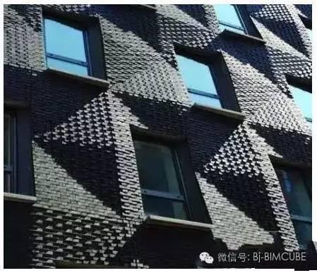 BIM在建筑表皮设计中的难题和应用案例