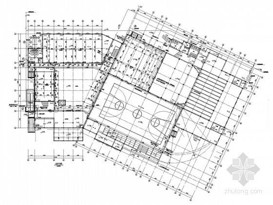文化中心楼建筑给排水施工图