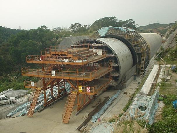 铁科院客运专线隧道施工检测关键技术