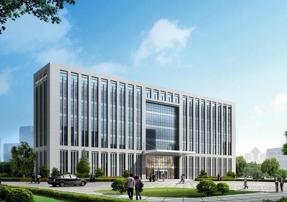 [上海]办公楼装修改造工程投标文件(清单报价 施工工艺)