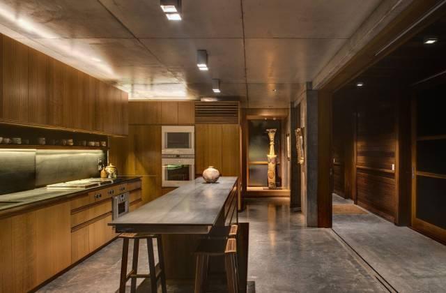 美式室内设计效果图-做旧的装潢装修_9