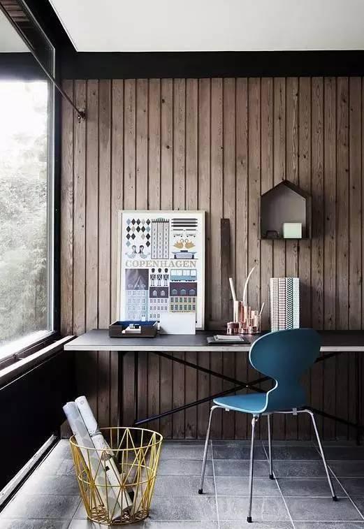 室内设计|N款工作间与书桌,看一眼就为之着迷!_8