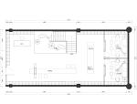 [成都]中式玉器会所室内设计施工图(含效果图及设计说明)
