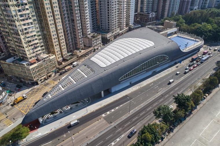 香港坚尼地游泳馆