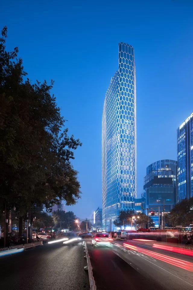 北京三里屯通盈中心洲际酒店