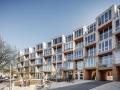 万漪景观分享-哥本哈根Dortheavej住宅楼