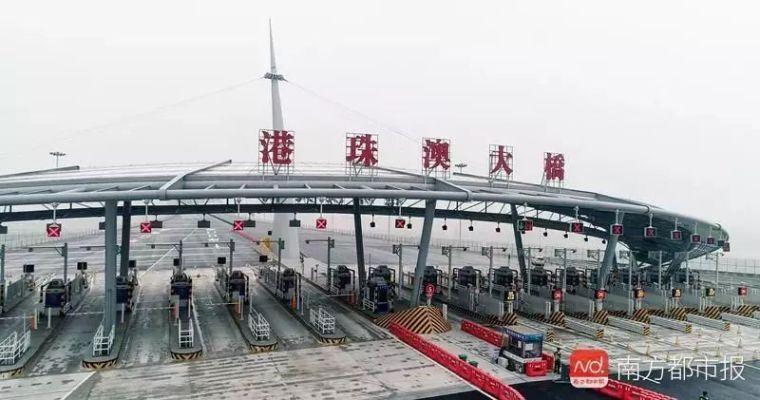 港珠澳大桥正式开通!一键解析建造技术究竟有多牛?