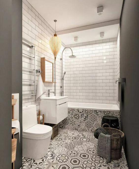 别再被干湿分离忽悠了,卫生间本该这样设计……