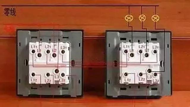 家庭电路控制系统大全,开关控制电路大全,值得收藏!_7