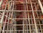 建筑施工现场安全隐患图片(一)