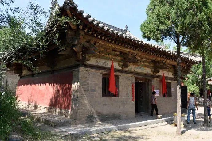 中国现存的木结构古建筑前50座,看一眼少一眼了~_36