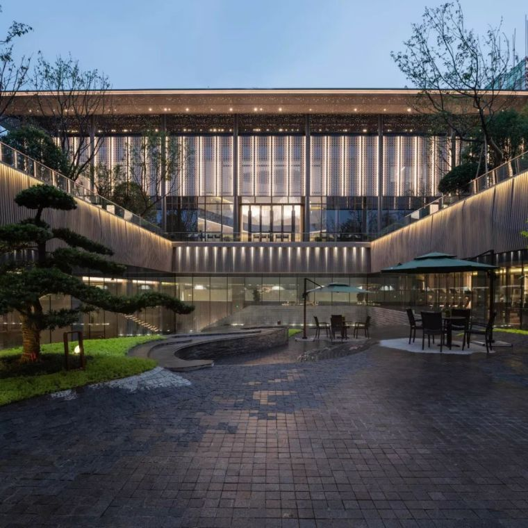 居住区|杭州示范区景观设计项目盘点_33