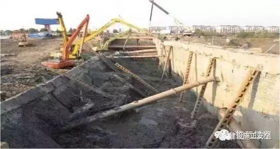 深基坑工程施工安全控制要点、事故防范经验_5