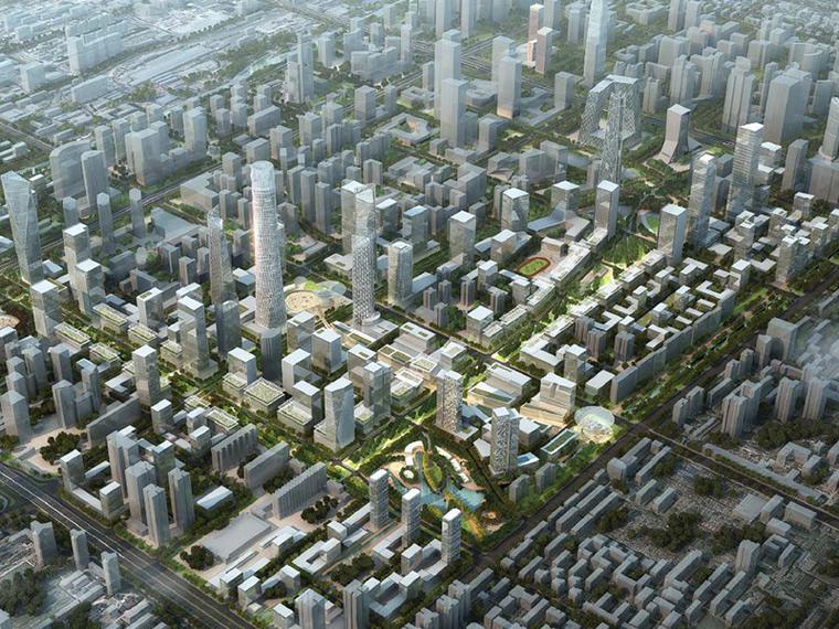 如何学习SOM城市规划设计的那些套路!