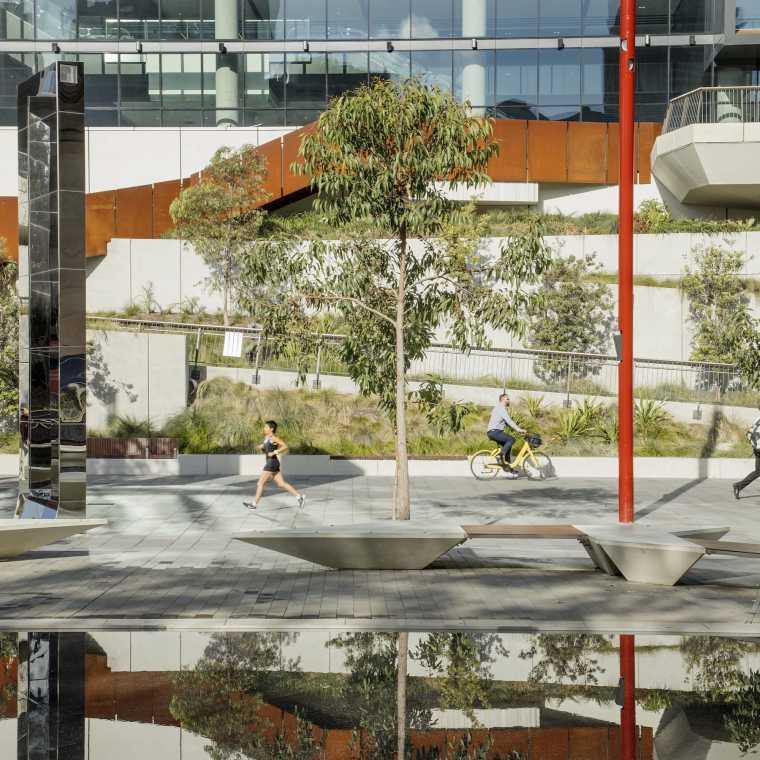 悉尼达令港公共空间-10