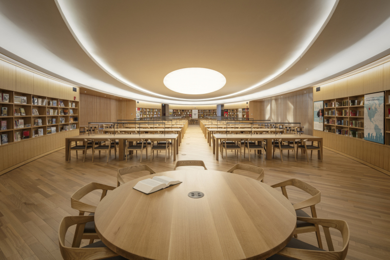 加拿大卡尔加里中央图书馆-8