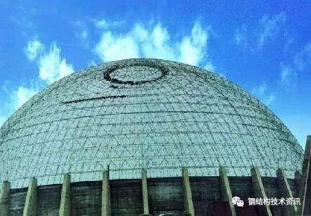 钢结构空间网架发展简史