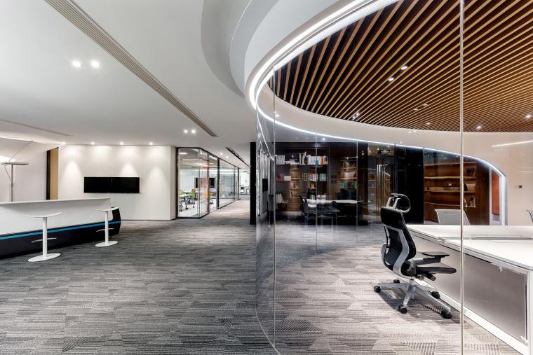 武汉Pinwell创意办公展厅-17
