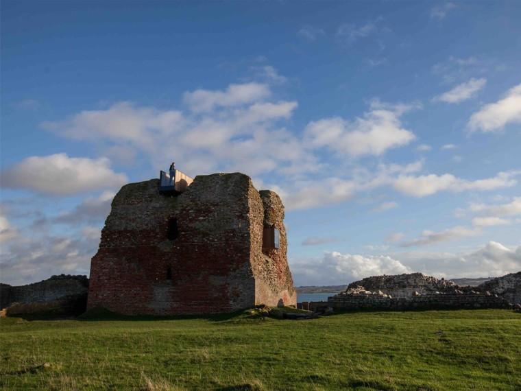 丹麦珍贵考古遗迹景观