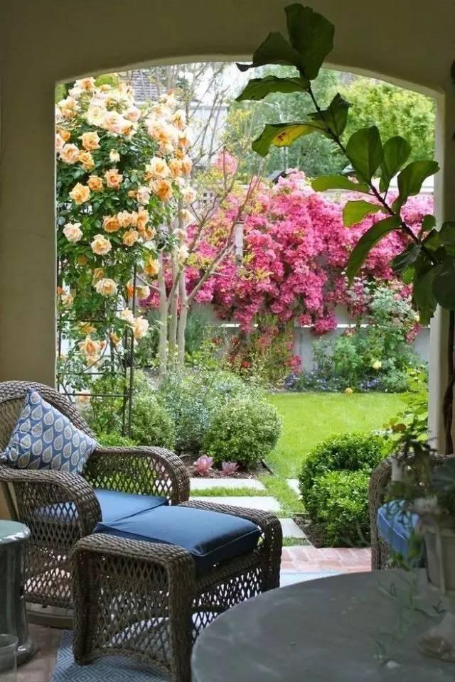 不同风格的庭院植物配置,超详细!_15