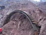 矿山法隧道施工流程概况