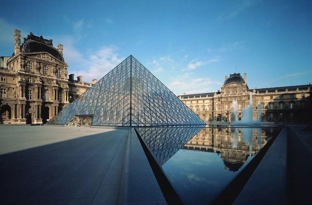 致敬贝聿铭:世界上最会用「三角形」的建筑大师_39