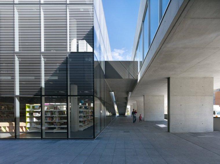 西班牙MiguelDelibes空间建筑_9