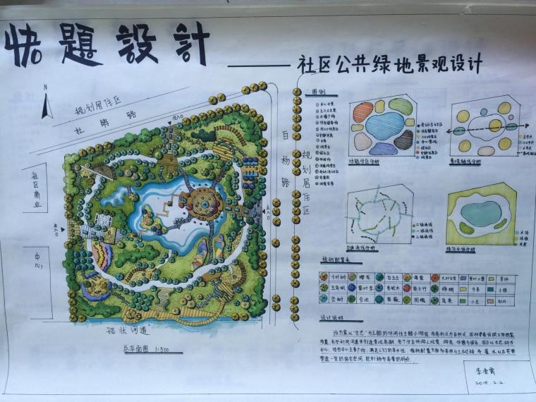 社区公共绿地景观规划_1