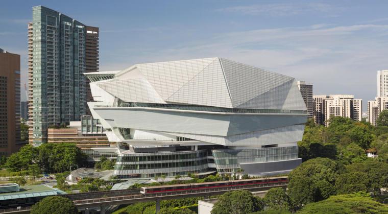 新加坡星商业文化综合体