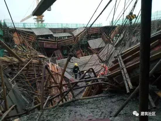 上海一工地发生模架坍塌事故,1死9伤!事故频发原因何在?