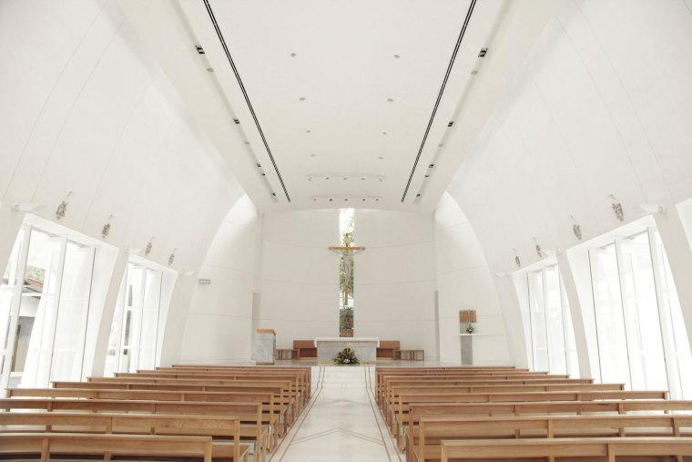 泰国Mary基督教堂-11