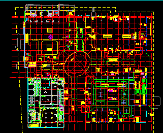 超高层万达商业知名建筑图纸_7