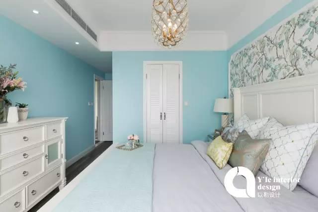 拥有绝美榻榻米卧室、治愈系厨房,可能是最清新的美式风!_39