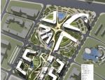 [绵阳]现代风格高层科创中心建筑设计方案文本